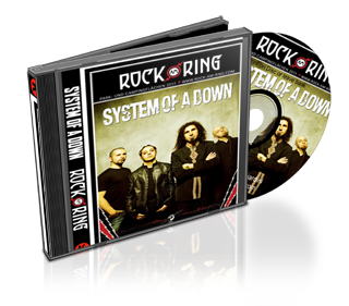 rockring Download   CD System of a Down   Live at Rock Am Ring Baixar Grátis