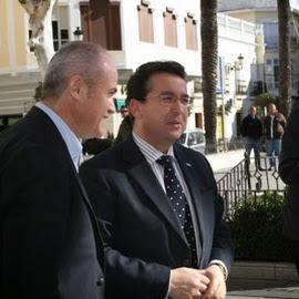 Visita Fernando Manzano