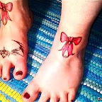 feet - tattoos for men