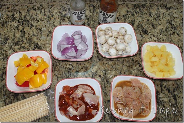#ad Easy-BBQ-Chicken-Kabobs #LegendaryTailgate (4)