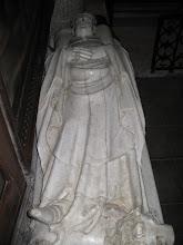 Photo: La collégiale Saint-Martin - Cardinal Pierre des Prés
