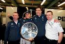 Nico Rosberg & Toto Wolff