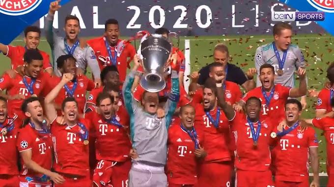 Bayern Munich Juara UCL 2020
