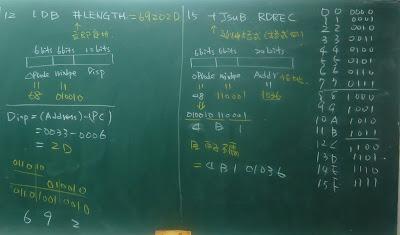 SIC/XE目的碼計算