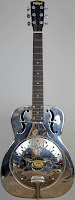 JHS Vintage AMG1 single cone Resonator Guitar