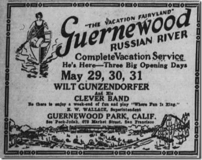 Vacation Service - Oakland Tribune 5_25_1930 page 14
