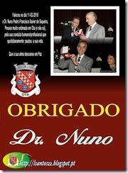 Falecimnento D. Nuno - 11.02.2018