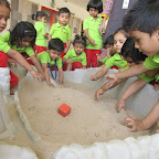 Sand Play Activity (Nursery) 27-4-2016