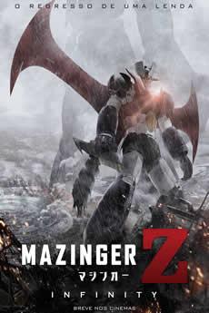 Baixar Filme Mazinger Z: Infinity (2018) Dublado Torrent Grátis