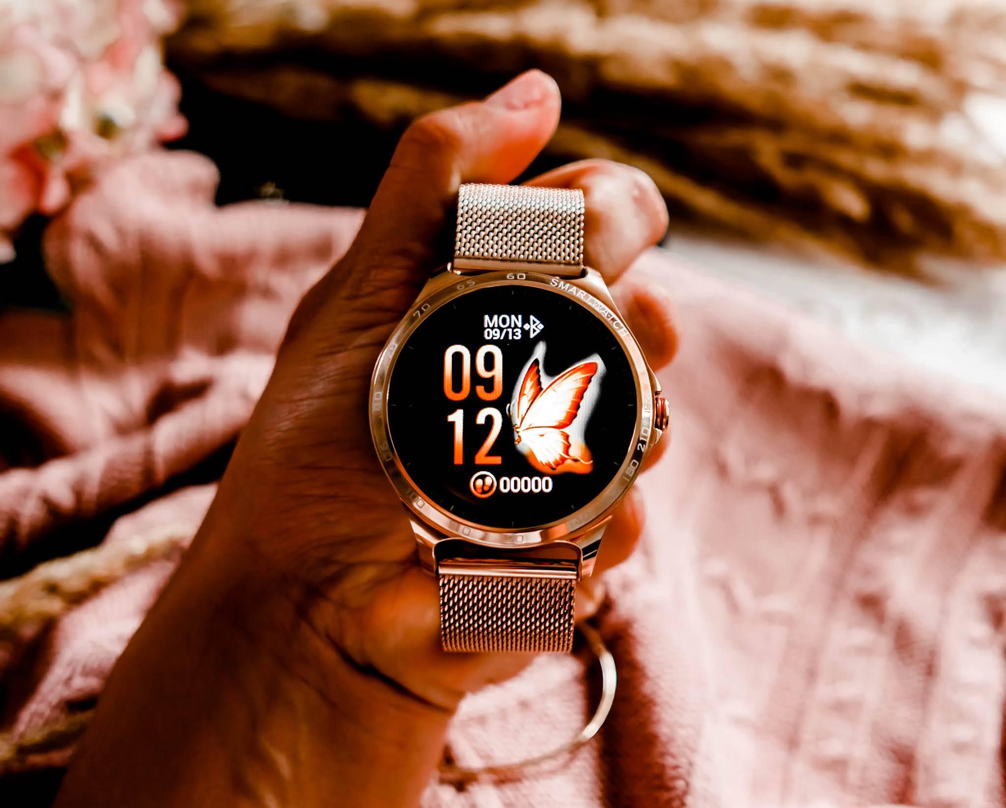 smartwatch dla wymagających