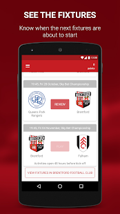 Brentford FanScore- screenshot thumbnail