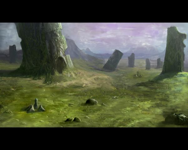 Dream Of Mystical Place, Magical Landscapes 6