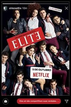 Baixar Filme Elite 1ª Temporada (2018) Dublado Torrent Grátis