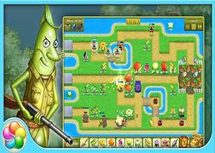 لعبة الاطفال Garden Rescue