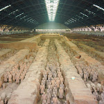 Xi'an's Terracotta Warriors - an early king's megalomania blown to epic proportions.