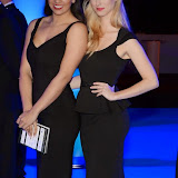 OIC - ENTSIMAGES.COM - Nadina Azara and Danielle Latimer at the  the BT Sport Industry Awards at Battersea Evolution, Battersea Park  in London 30th April 2015  Photo Mobis Photos/OIC 0203 174 1069