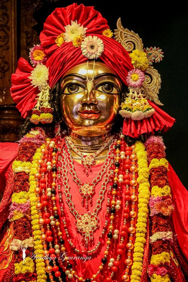 ISKCON Mayapur Deity Darshan 06 Jan 2015 (26)