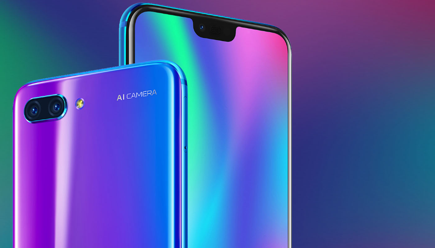 A.I Teknologi smartphone terbaru sudah ada di Honor 10
