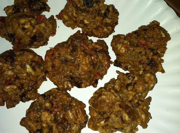 Fruit Cake Cookies Recipe