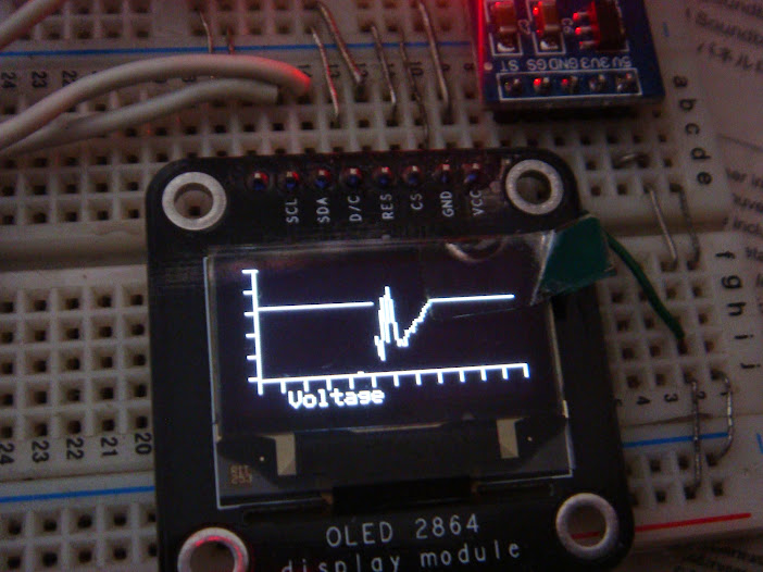 Looking for OLED LCD SSD1306 Library for PIC18 | Microchip