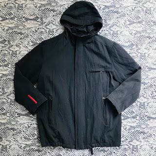 Prada Sport Wool Blend Jacket