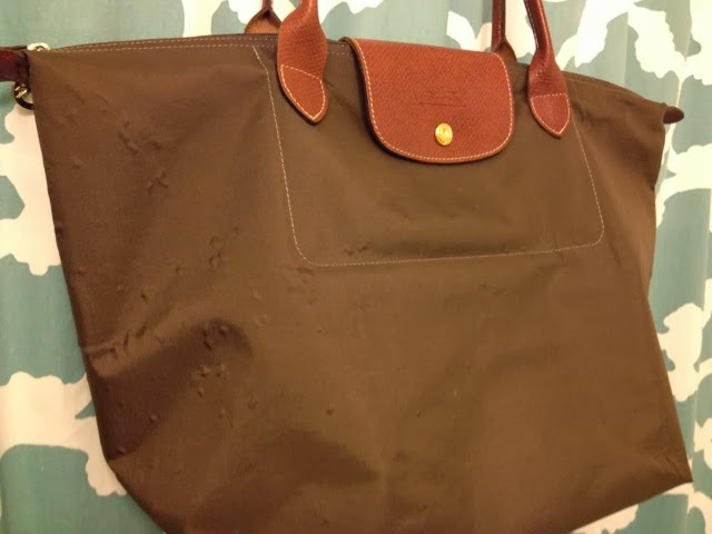 a916f743efe1 Random musings  How to fix your Longchamp Le Pliage bag if it has ...