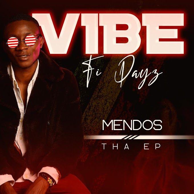 "Rave Of The Moment ""Mendos"" Unveils Tracklist For ""Vibe Fidays EP"""