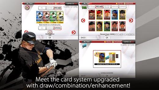 9 Innings: 2014 Pro Baseball PLUS v4.0.3 for iPhone/iPad