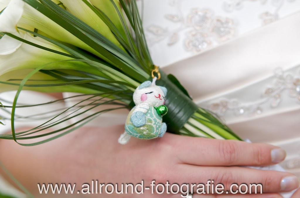 Bruidsreportage (Trouwfotograaf) - Detailfoto - 045