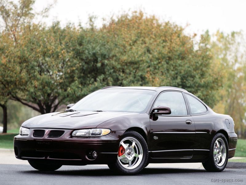 2002 Pontiac Grand Prix Sedan Specifications  Pictures  Prices