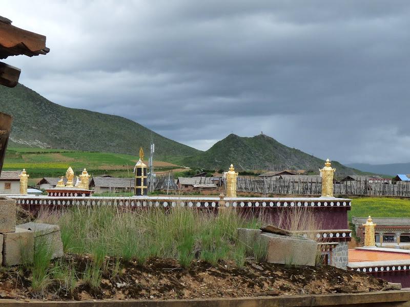 Chine.Yunnan. Ganten Sumtsenling Monastery, Shangri la - P1260077.JPG