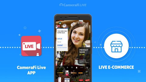 Vault Micro's CameraFi Live new updates beneficial to internet business retailers