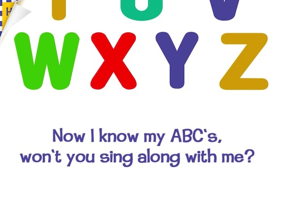 Wee Sing & Learn ABC Song