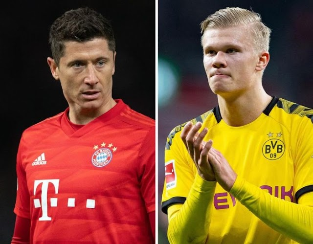 Lewandowski Or Haaland – Who Would You Rather Have In Your Team?