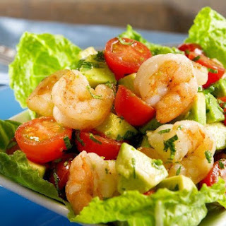 Tomato Avocado Shrimp Salad Recipes