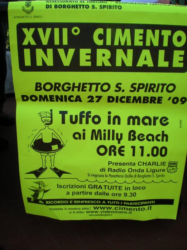 Cimento Borghetto 2009