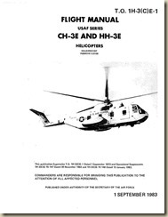 Flight Manual - Sikorsky CH-3E & HH-3E USAF Series - Sept 83 Section 1_01