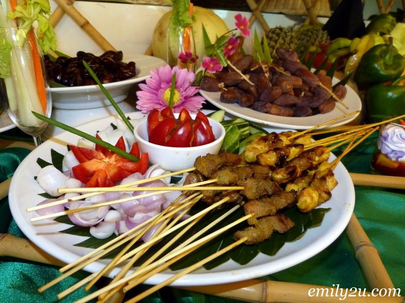 Kinta Riverfront Ramadan Buffet Promotion