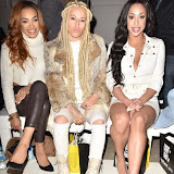 OIC - ENTSIMAGES.COM - Stooshe at the  LFW: a/w 2016: Prophetic - catwalk show  in London 20th February 2016 Photo Mobis Photos/OIC 0203 174 1069