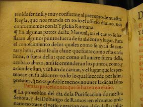 Nota sobre partituras y la impresión