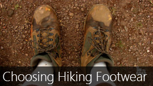 Choosing the Right Footwear for Hiking