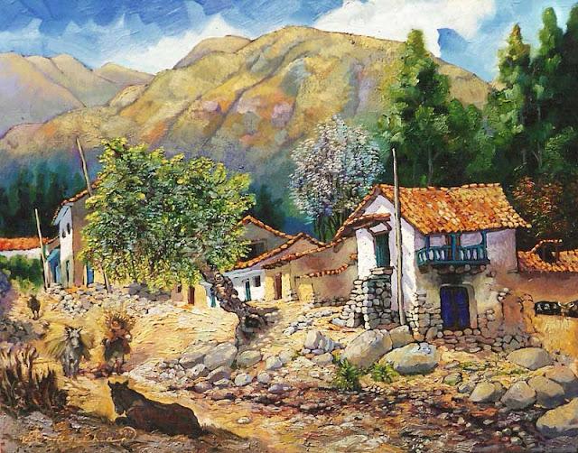 pintor cusqueño