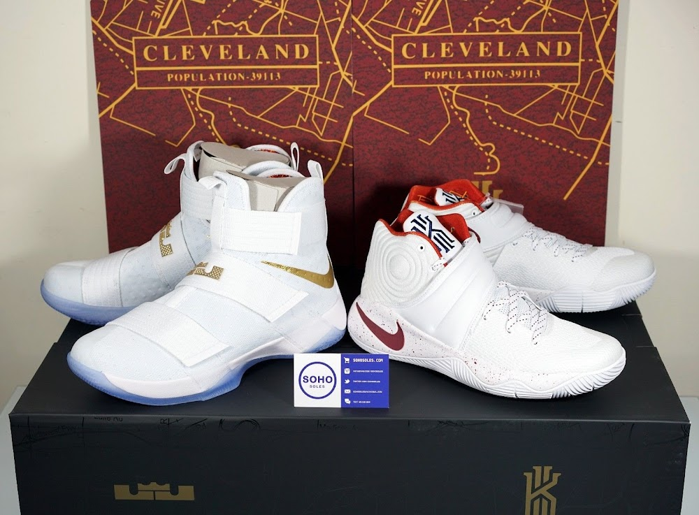 big sale 36e91 1377b ... LeBron Soldier 10 Unbroken Part 3 of Four Wins Pack ...