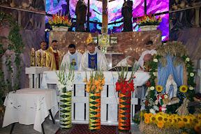 Odpust parafialny na 20-lecie MBCZ