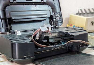 Cara Memperbaiki Printer Canon MP287 Dengan Mudah