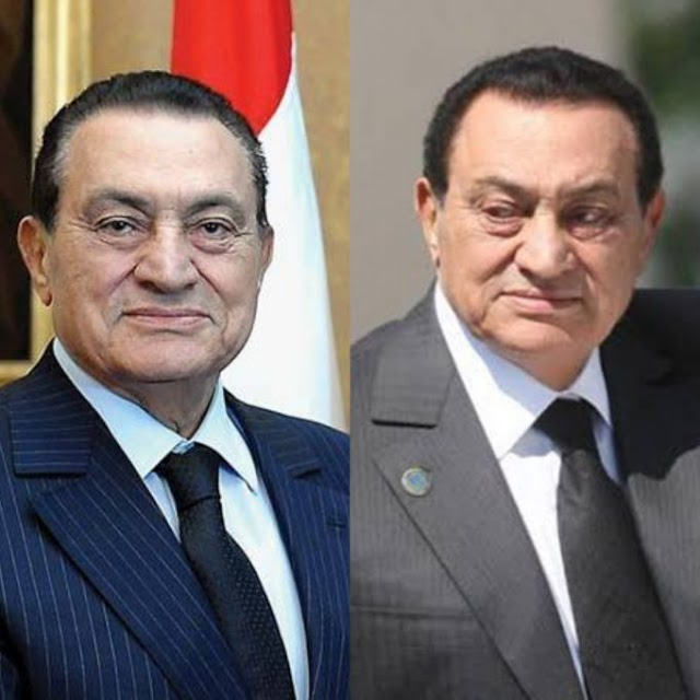 EX-Egyptian President, Hosni Mubarak Is Dead