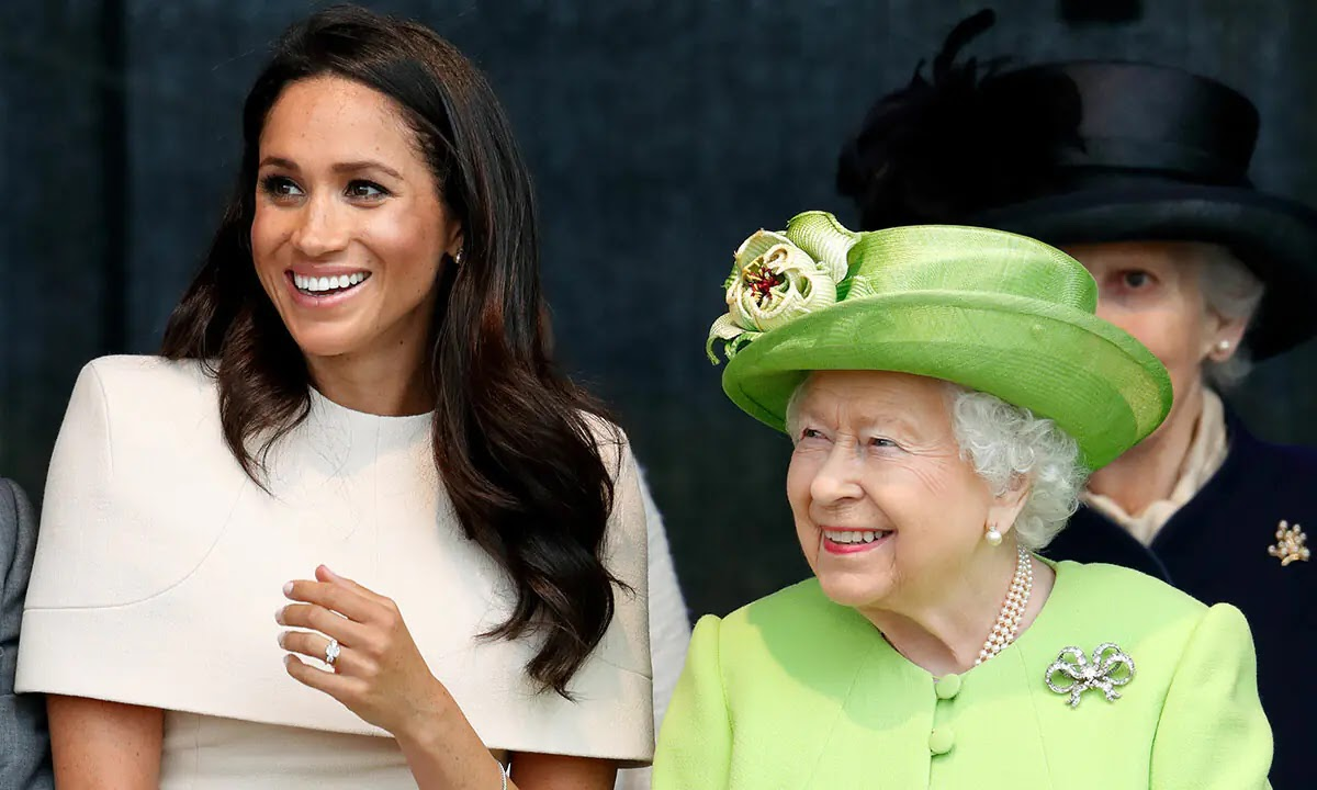 The Queen Shares Sweet Message for Meghan Markle on her 40th Birthday