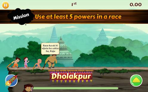 Chhota Bheem Race