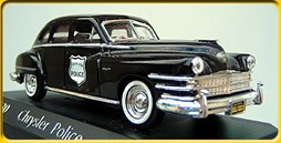 4530 Chrysler Windsor Police 1946
