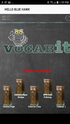 VoCaBiT ESL-4 Chinese CHS - screenshot